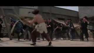 getlinkyoutube.com-Drunken Master - Axe Gang Fight Scene [Reverse Backwards]