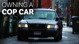 flushyoutube.com-What It's Like To Own An Old Cop Car