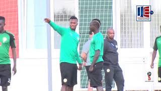 Vidéo – Parodie : Discussion entre Sadio Mané et keita Baldé avant Senegal vs Colombie