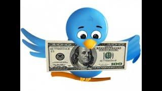 Cara Mendapatkan Uang dari Internet - Twitter