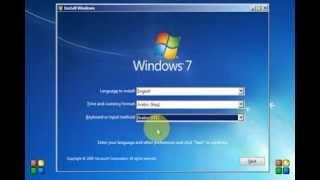 getlinkyoutube.com-كيفية عمل فورمات للكمبيوتر و تنصيب ويندوز 7