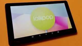 getlinkyoutube.com-Das Excelvan BT1077 Android Tablet im Test