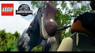 樂高侏儸紀公園Jurassic World | Part 12 - 恐龍三部曲 棘龍現身 |