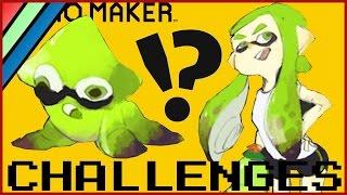 getlinkyoutube.com-KID OR SQUID?! - Mario Maker Challenges
