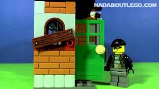 getlinkyoutube.com-LEGO CITY HELICOPTER SURVEILLANCE 60046