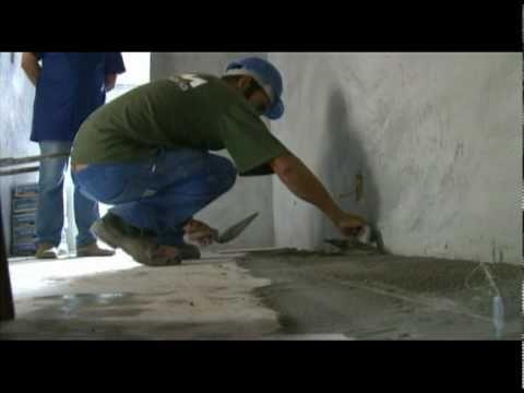 Super Dicas - Dicas para colocar pisos cerâmicos e azulejos corretamente