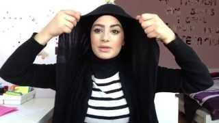How I Wear My Underscarf!