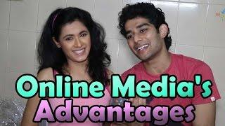 Sonia Balani and Priyanshu Jora talk about the power of online media width=