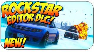 getlinkyoutube.com-GTA 5 New Rockstar Editor DLC 1.29 Update! - GTA V Update 1.29 Rockstar Editor PS4 Xbox One!