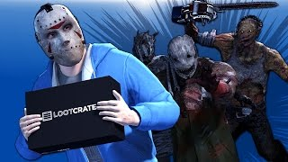 getlinkyoutube.com-Delirious Animated - LOOTCRATE DELIVERY! (With DBDL Monsters!) SFM By Callegos!