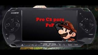getlinkyoutube.com-Como instalar Pro C2 para PSP 6.61
