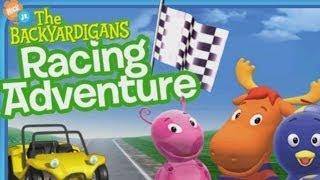 getlinkyoutube.com-The Backyardigans Racing Adventure Full Game Episode 1 - Dora the Explorer