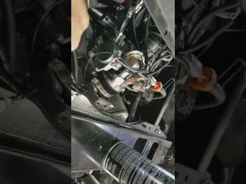 Yamaha 708cc Wolverine AIS Block off,  Kodiak, Grizzly 700 also
