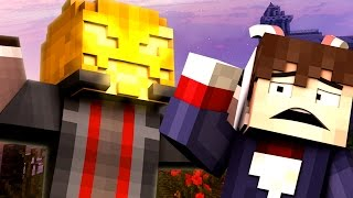 getlinkyoutube.com-HALLOWEEN SPECIAL! - The Pumpkin Baron (Minecraft Roleplay) #1