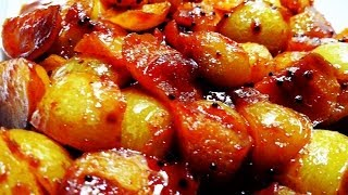 getlinkyoutube.com-Quick GOOSEBERRY PICKLE  NELLIKAI OORUGAI RECIPE
