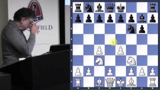 getlinkyoutube.com-Tal vs Lutikov, 1964 | Elephant Gambit - GM Yasser Seirawan - 2014.02.05