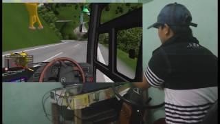 Trip Pekanbaru - Padang Sidempuan via Bukit Tinggi || ETS2 MOD SUMATERA