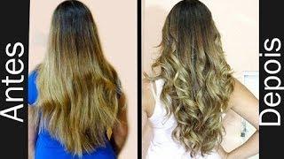 getlinkyoutube.com-Como cortar o cabelo sozinha em casa | Passo a passo