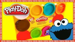 getlinkyoutube.com-Play-Doh Case of Colours, 10 AWESOME! COLORS