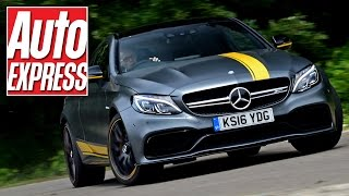 getlinkyoutube.com-Mercedes-AMG C 63 S Edition 1 review: a modern-day hot rod!