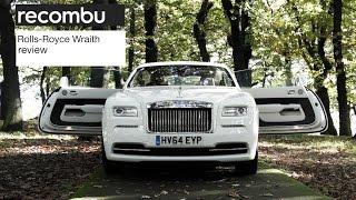 getlinkyoutube.com-Rolls-Royce Wraith review