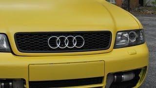 getlinkyoutube.com-Big Turbo A4 Dipped Pearl Yellow