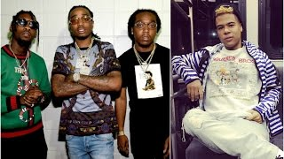 Makonnen Responds to Migos Questioning his Trap Credibility after they found out he was Gay.