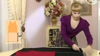 getlinkyoutube.com-Маленькое черное платье своими руками