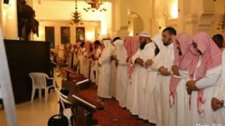 getlinkyoutube.com-صلاة المغرب والعشاء للشيخ خالد الجليل الاربعاء 1438 / 4 / 13 جودة عالية