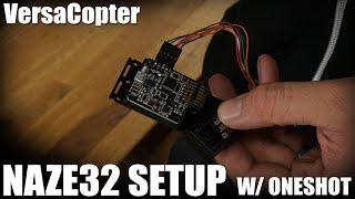 getlinkyoutube.com-Flite Test | FT VersaCopter Naze32 Setup (w/ OneShot)