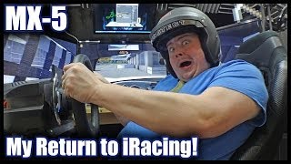 iRacing on Epic Surround Racing Sim Cockpit @ Okayama Speedway : I Wrecked...