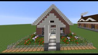 Download video tutorial como hacer una super casa minecraft for Como hacer una casa clasica en minecraft