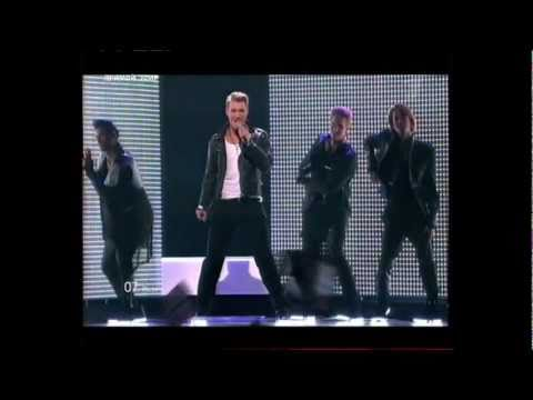 Eurovision 2011 Russia - Alexey Vorobyov - Get You (Semi-Final 1)  LIVE 10 May