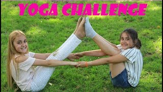 Yoga Challenge en parejas con Jugando con Aby - Silvia Sánchez width=