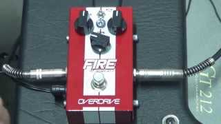 getlinkyoutube.com-Review Pedal Fire Overdrive - Agreste Musical