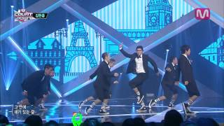 getlinkyoutube.com-김현중_GENTLEMAN (GENTLEMAN by Kim Hyun Joong@Mcountdown 2013.8.22)