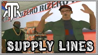 getlinkyoutube.com-GTA San Andreas Mission → Supply lines | Como no gastar combustible