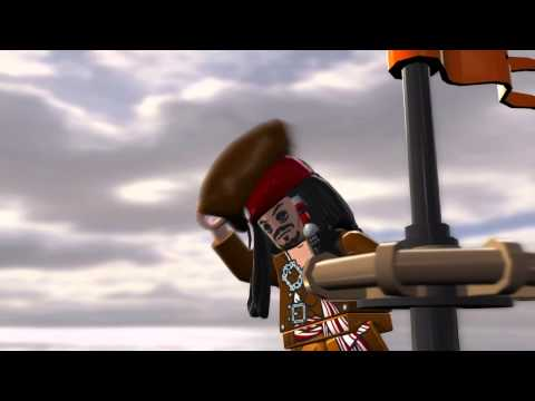 LEGO Pirates of the Caribbean: The Video Game - Teaser Trailer
