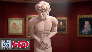 """CGI Animated Short HD: """"The D in David"""" - by Michelle Yi & Yaron Farkash"""