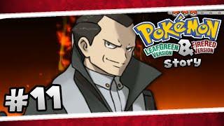 getlinkyoutube.com-Pokemon FR/LG Battle Story 11: Rocket Boss Giovanni