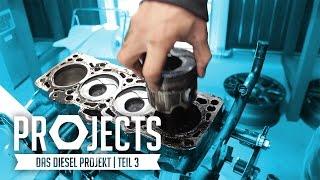 getlinkyoutube.com-JP Performance - Das Diesel Projekt | Motor raus! | Teil 3
