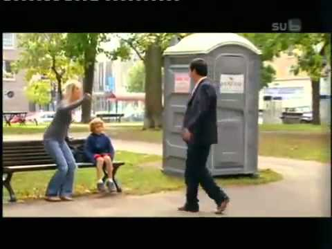 Just for Laughs 2011 - 11 Man with STATUTE ( HQ ) The best PRANK