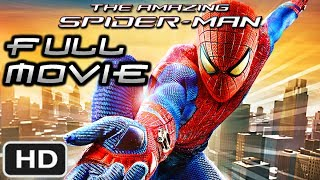 getlinkyoutube.com-The Amazing Spider-Man (Video Game) - FULL MOVIE [HD] Xbox 360 PS3 PC