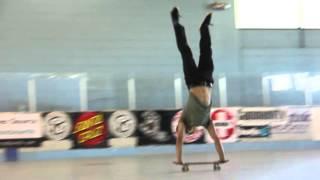 getlinkyoutube.com-2015 U.S. Freestyle Skateboarding Championship Highlights