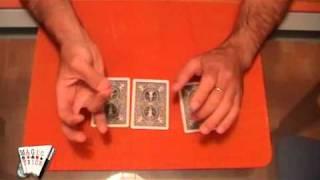 getlinkyoutube.com-Truco de magia revelado: el juego de las 3 cartas