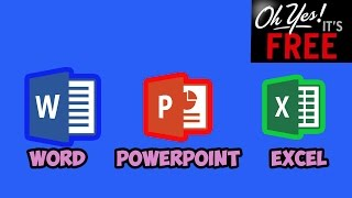 getlinkyoutube.com-How to Get Word, Excel, PowerPoint 2016 for free (NO hacks, downloads, or surveys,)