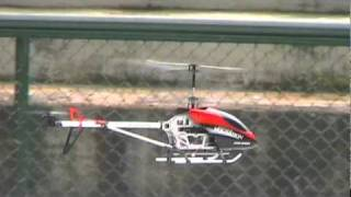 getlinkyoutube.com-RC helicopter Double Horse 9053 Volitation en el Parque Nacional Bogota