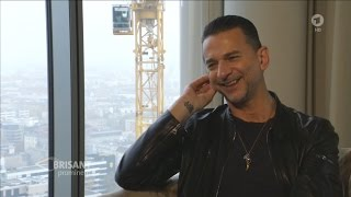 getlinkyoutube.com-Dave Gahan in Berlin 2015 - german TV interview