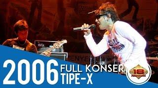 Mantap..!! Konser Tipe-X selalu Di Banjiri Puluhan Ribu Penonton Beringas