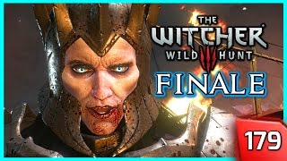getlinkyoutube.com-Witcher 3 ► FINAL BATTLE - Defeating Eredin and the Wild Hunt